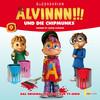 Folge 9: Alvins geheime Kräfte (Das Original-Hörspiel zur TV-Serie)