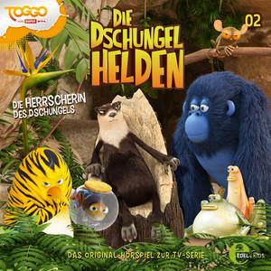 Folge 2: Die Herrscherin des Dschungels
