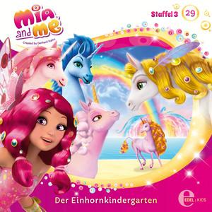 Folge 29: Der Einhornkindergarten (Das Original-Hörspiel zur TV-Serie)