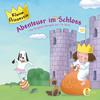 Folge 2: Abenteuer im Schloss (Das Original-Hörspiel zur TV-Serie)