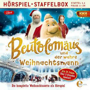 Staffel 1: Beutolomäus und der wahre Weihnachtsmann (Das Original-Hörspiel zur TV-Serie)