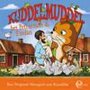 Vergrößerte Darstellung Cover: Kuddelmuddel bei Pettersson und Findus (Das Original-Hörspiel zum Kinofilm). Externe Website (neues Fenster)