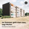 Vergrößerte Darstellung Cover: Im Sommer geht man raus, sagt Mutter. Externe Website (neues Fenster)