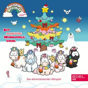 Theodor & Friends: Der magische Weihnachtsbaum (Das Adventskalender-Hörspiel)