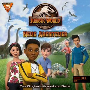 Folge 3: Eddies Geburtstag / Willkommen in Jurassic World (Das Original-Hörspiel zur TV-Serie)