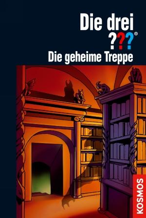 Die drei ??? : Die geheime Treppe