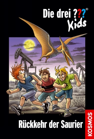 Die drei ??? Kids: Rückkehr der Saurier