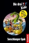 Vergrößerte Darstellung Cover: Die drei ??? Kids und du: Seeschlangen-Spuk. Externe Website (neues Fenster)