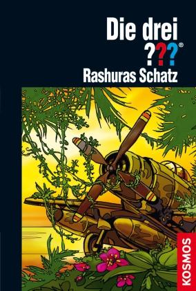 Geisterbucht Teil 1 - Rashuras Schatz