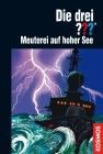 Vergrößerte Darstellung Cover: Die drei ??? - Meuterei auf hoher See. Externe Website (neues Fenster)