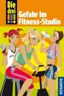 Vergrößerte Darstellung Cover: Die drei !!! - Gefahr im Fitness-Studio. Externe Website (neues Fenster)