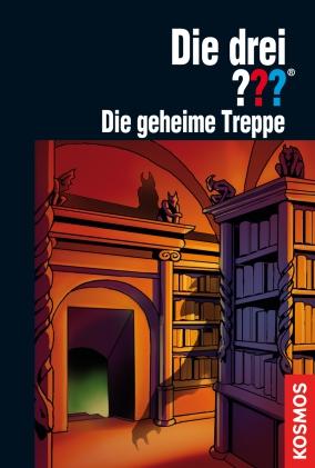Die drei ???: Die geheime Treppe