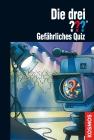 Vergrößerte Darstellung Cover: Die drei ??? : Gefährliches Quiz. Externe Website (neues Fenster)