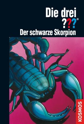 Die drei ??? : Der schwarze Skorpion