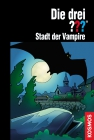 Vergrößerte Darstellung Cover: Die drei ??? : Stadt der Vampire. Externe Website (neues Fenster)