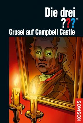 Die drei ???: Grusel auf Campbell Castle