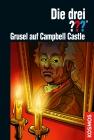 Vergrößerte Darstellung Cover: Die drei ???: Grusel auf Campbell Castle. Externe Website (neues Fenster)