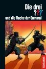 Vergrößerte Darstellung Cover: Die drei ??? und die Rache der Samurai. Externe Website (neues Fenster)
