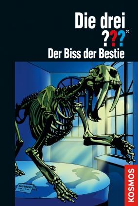Die drei ??? : Der Biss der Bestie