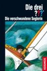 Vergrößerte Darstellung Cover: Die drei ??? - die verschwundene Seglerin. Externe Website (neues Fenster)