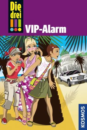 Die drei !!! -  VIP-Alarm
