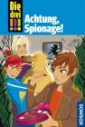 Vergrößerte Darstellung Cover: Die drei !!! - Achtung, Spionage!. Externe Website (neues Fenster)