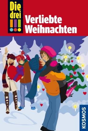 Die drei !!! - Verliebte Weihnachten