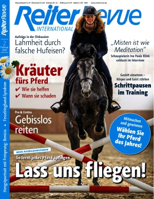 Reiter Revue International (02/2019)