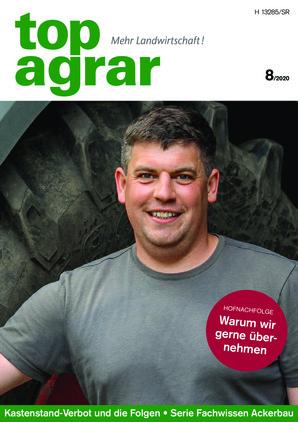 Top Agrar (08/2020)