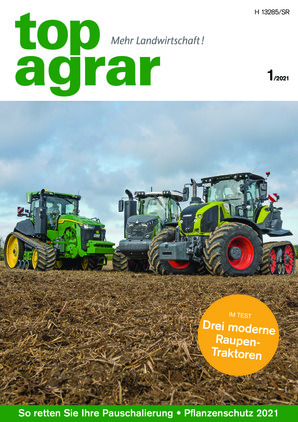 Top Agrar (01/2021)