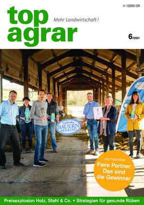 Top Agrar (06/2021)