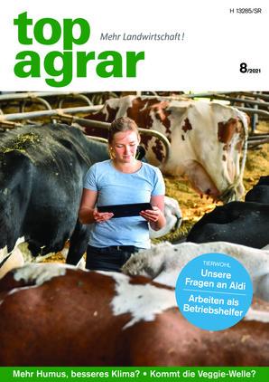 Top Agrar (08/2021)