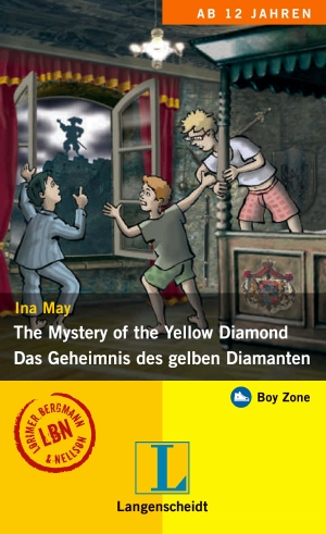 The mystery of the yellow diamond - Das Geheimnis des gelben Diamanten