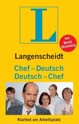 Langenscheidt Chef-Deutsch, Deutsch-Chef
