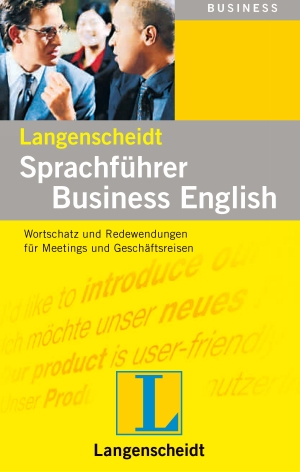 Langenscheidt Sprachführer Business English