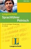 Vergrößerte Darstellung Cover: Langenscheidt Sprachführer Polnisch. Externe Website (neues Fenster)