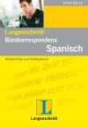 Langenscheidt Bürokorrespondenz Spanisch