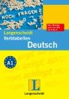 Vergrößerte Darstellung Cover: Langenscheidt Verbtabellen Deutsch. Externe Website (neues Fenster)