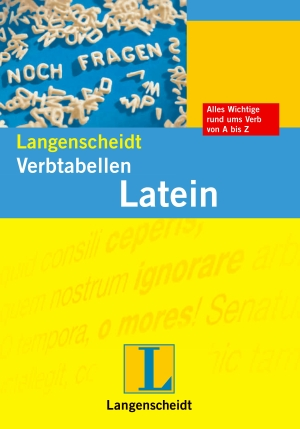 Langenscheidt Verbtabellen Latein