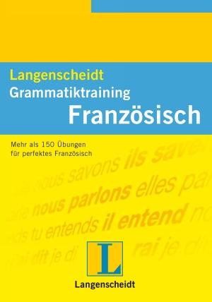 Langenscheidt Grammatiktraining - Französisch
