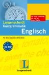 Vergrößerte Darstellung Cover: Langenscheidt Kurzgrammatik Englisch. Externe Website (neues Fenster)