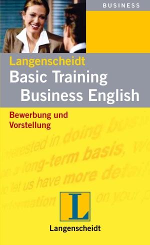 Langenscheidt basic training business English