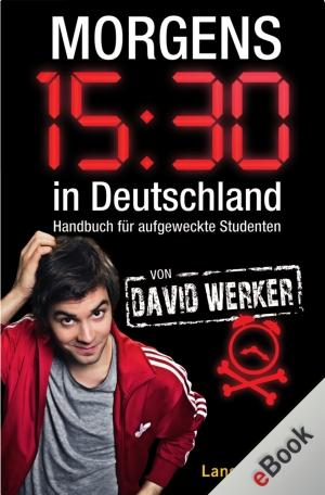 Morgens 15:30 in Deutschland