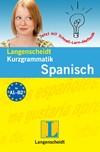 Langenscheidt Kurzgrammatik Spanisch