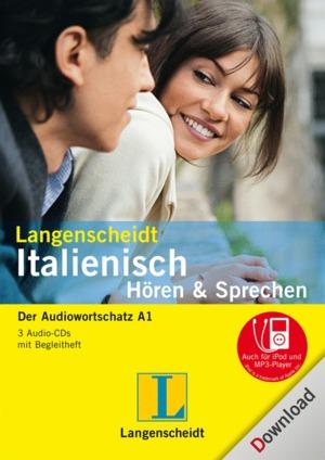 Langenscheidt Italienisch Hören & Sprechen