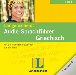 Langenscheidt Audio-Sprachführer Griechisch