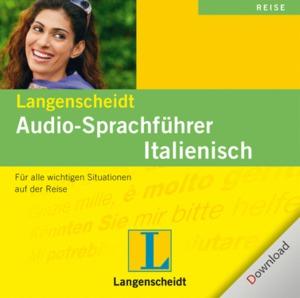 Langenscheidt Audio-Sprachführer Italienisch