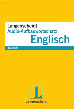 Langenscheidt Audio-Aufbauwortschatz Englisch