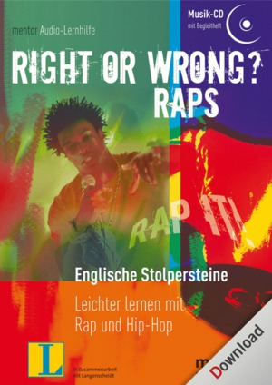 Right or wrong? Raps - englische Stolpersteine