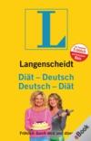 Langenscheidt Diät-Deutsch, Deutsch-Diät